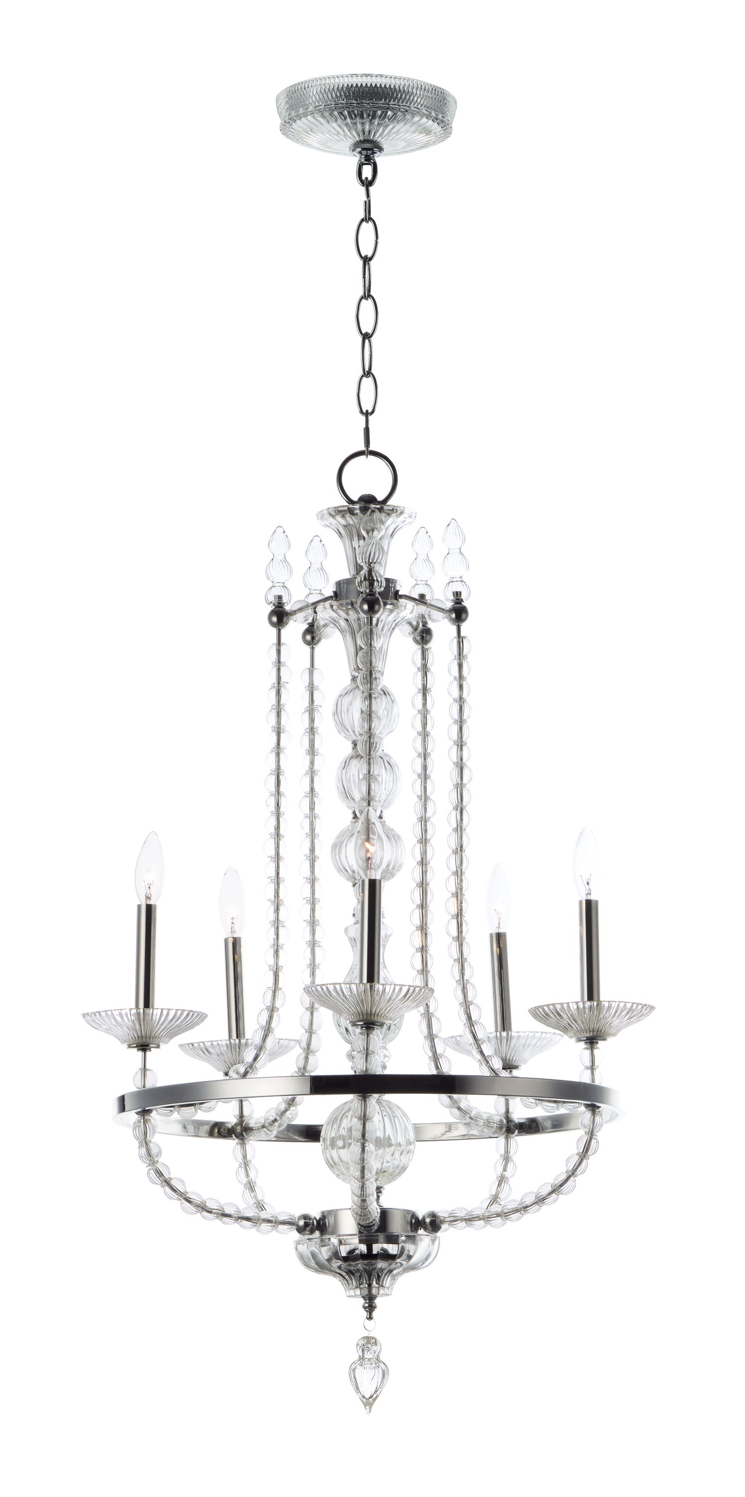Pin By Homelighter The On Maxim Lighting 5 Light Chandelier