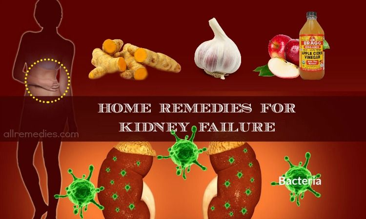 Home remedies for kidney failure show 16 ways to treat kidney failure  effectively at home | Kidney failure, Kidney infection, Kidney cleanse