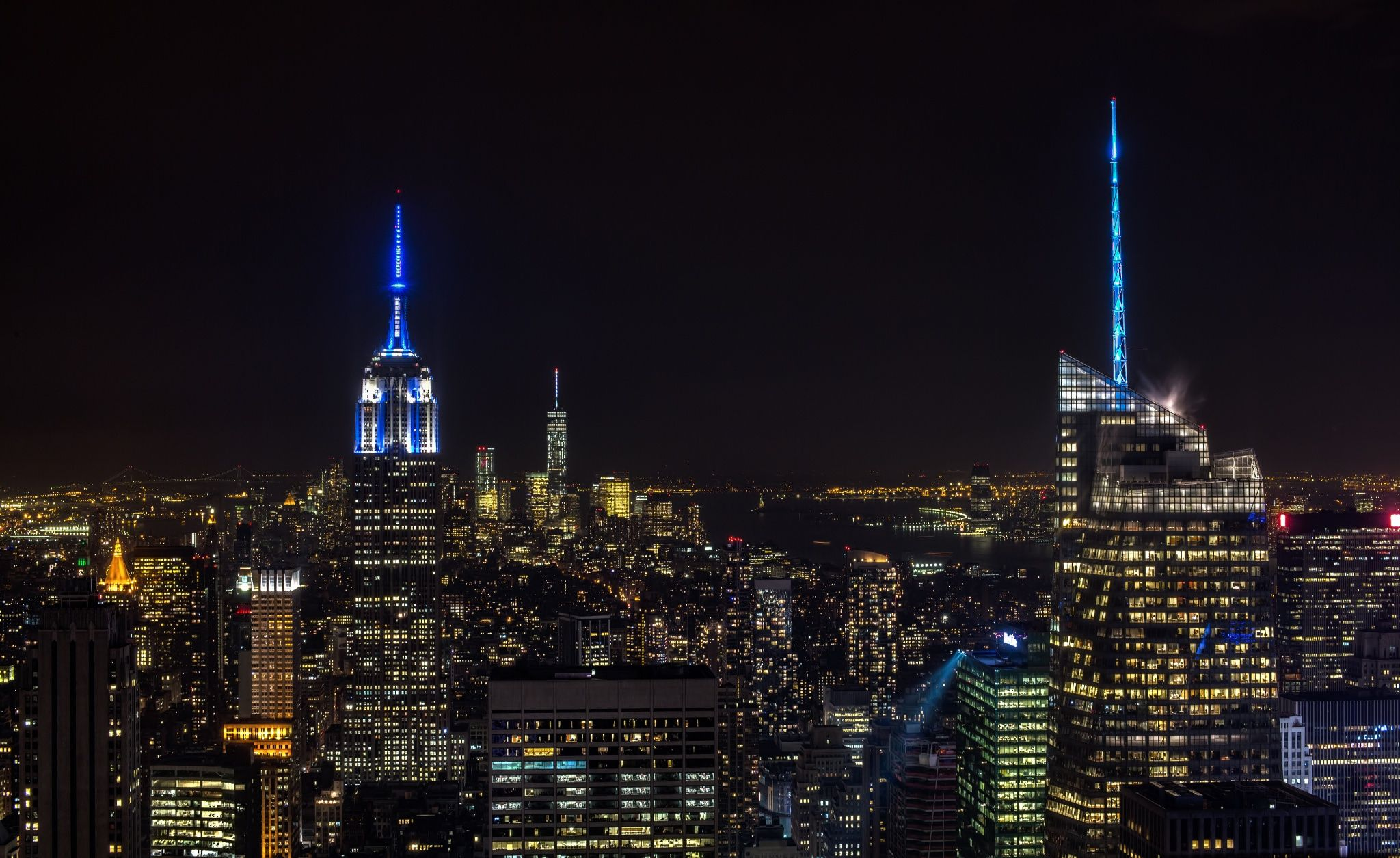 Yankees Empire By Matthew Pugliese On 500px Wonders Of The World Empire Nyc Skyline