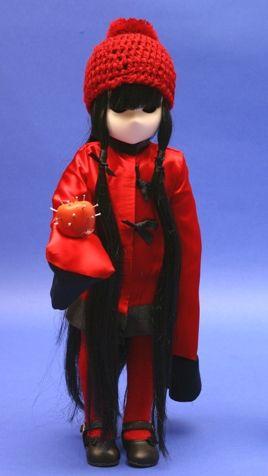 Little Apple doll Animula - have it