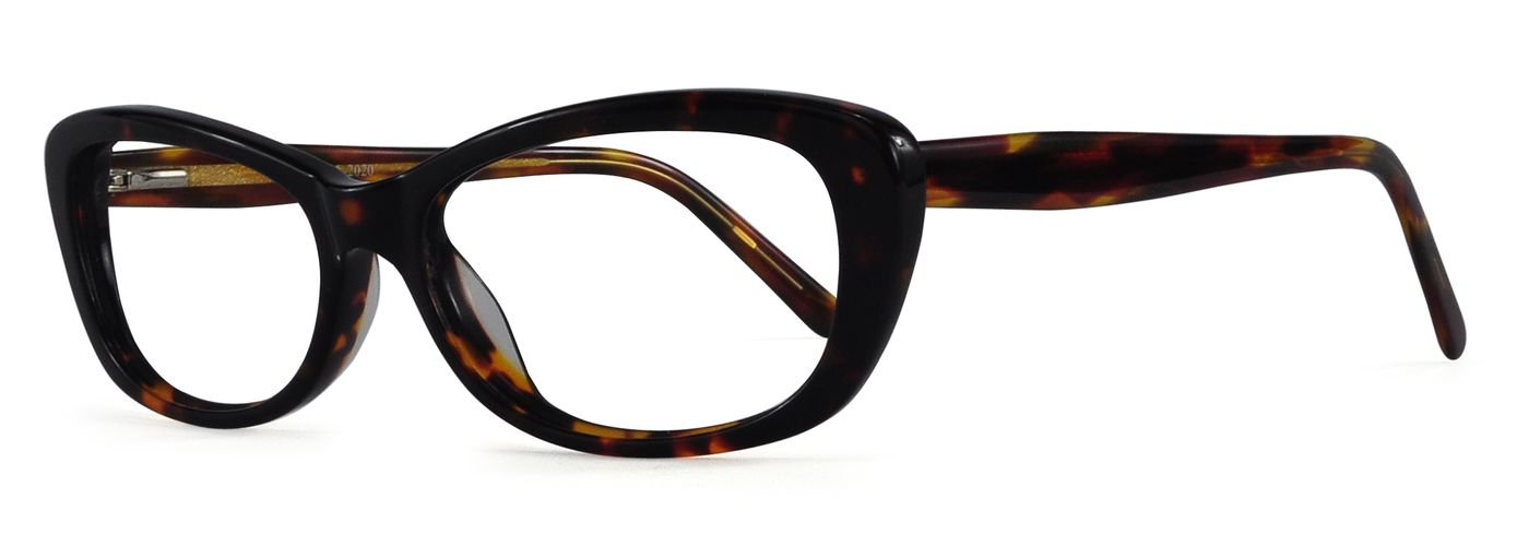 Racquel Tortoise Shell Female, Rim Type: Full Rim, Shape: Cat Eye, 34,50$