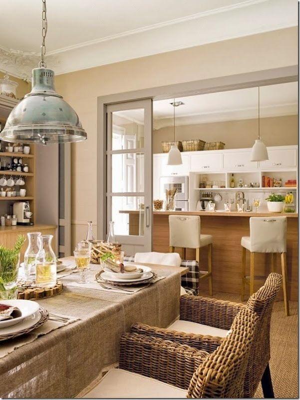case e interni - cucina - parete vetro (12) | kitchen | Pinterest ...