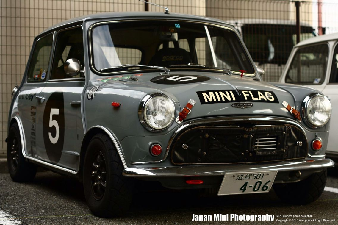 Absolutely Stunning Cooper S Japan Mini Cooper Classic Mini Cooper Custom Mini Cars