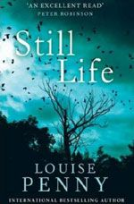 Louise Penny Author of Still Life -  first in the Armand Gamache series.  summer Supper Sleuths