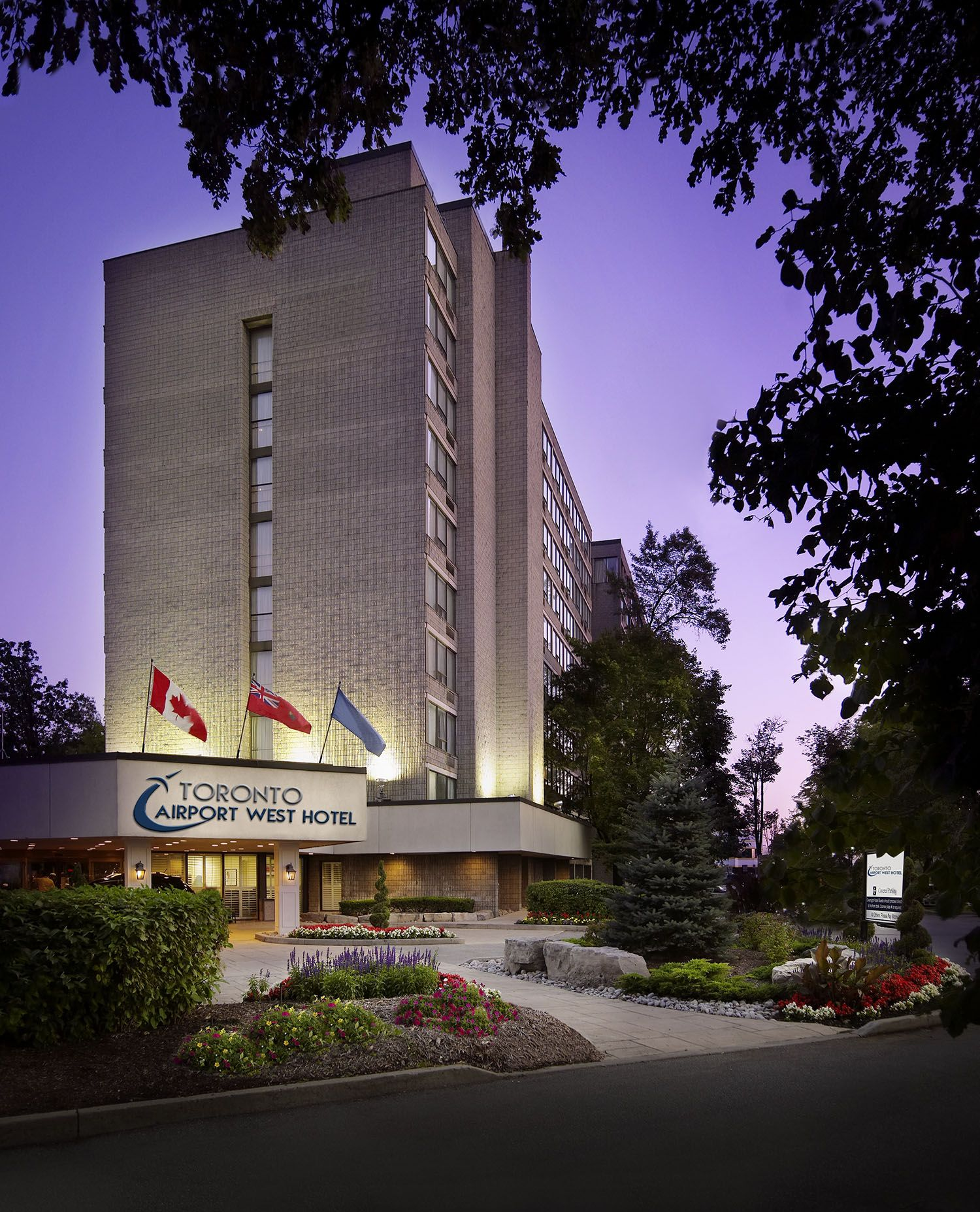 Toronto Airport West Hotel in Mississauga, ON
