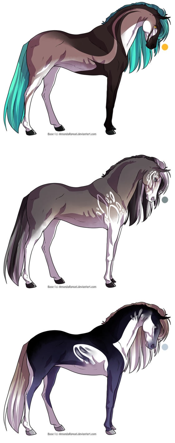 Horse Designs Auction 7 Open By Karijn S Basement Deviantart Com