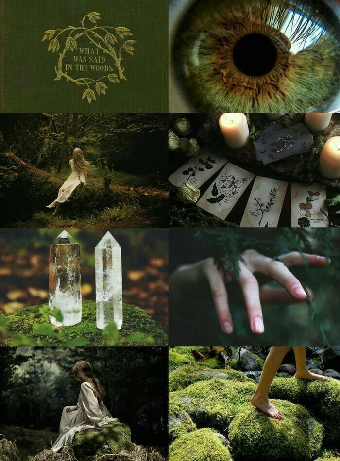 A E S T H E T I C S - Witchcraft and Wicca