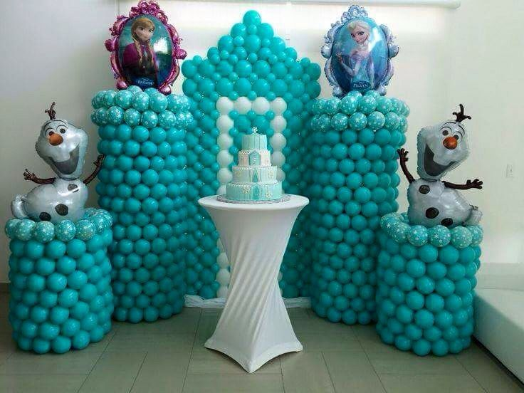 Decoración globos Balloons Pinterest - imagenes de decoracion con globos