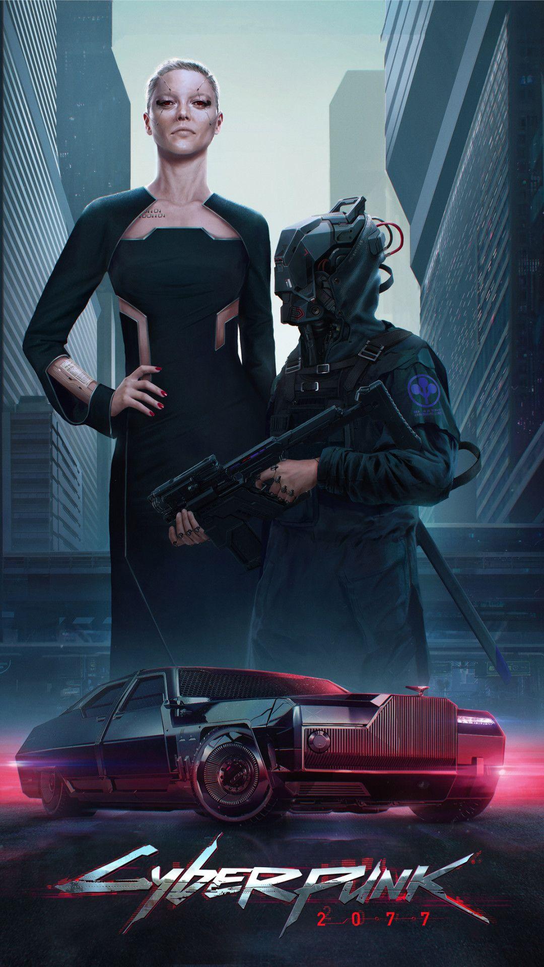 Cyberpunk 2077 2019 Poster 4k Mobile Wallpaper Iphone Android Samsung Pixel Xiaomi In 2020 Cyberpunk 2077 Cyberpunk Character Cyberpunk