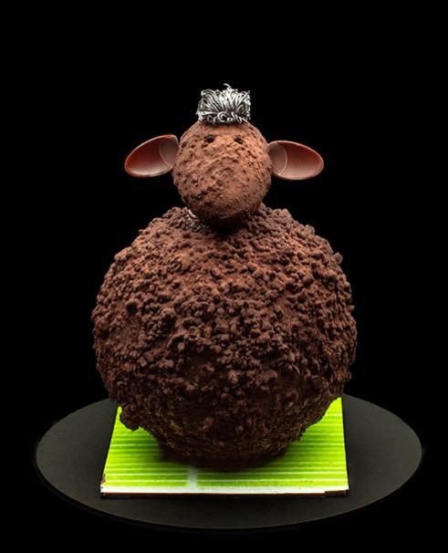 Art-Monie: Artiste chocolatier