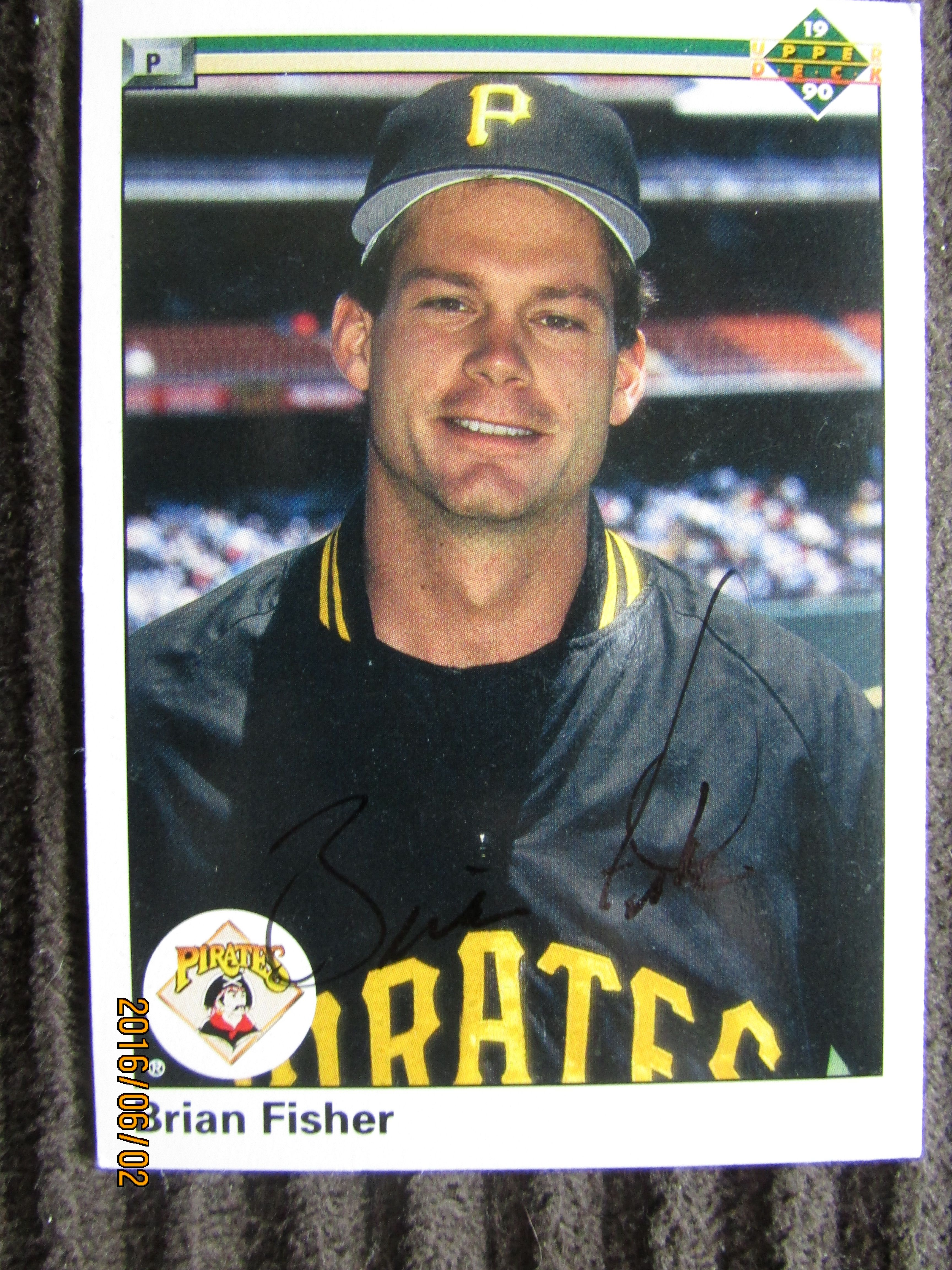1990 upper deck 97 ttm upper deck deck baseball cards