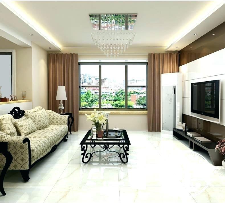 white tile flooring living room living room tile floor
