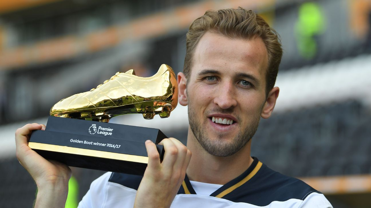 Harry Kane Seals Prem S Golden Boot To Top Player Power Rankings Harry Kane Fantasy Football League Fantasy Football