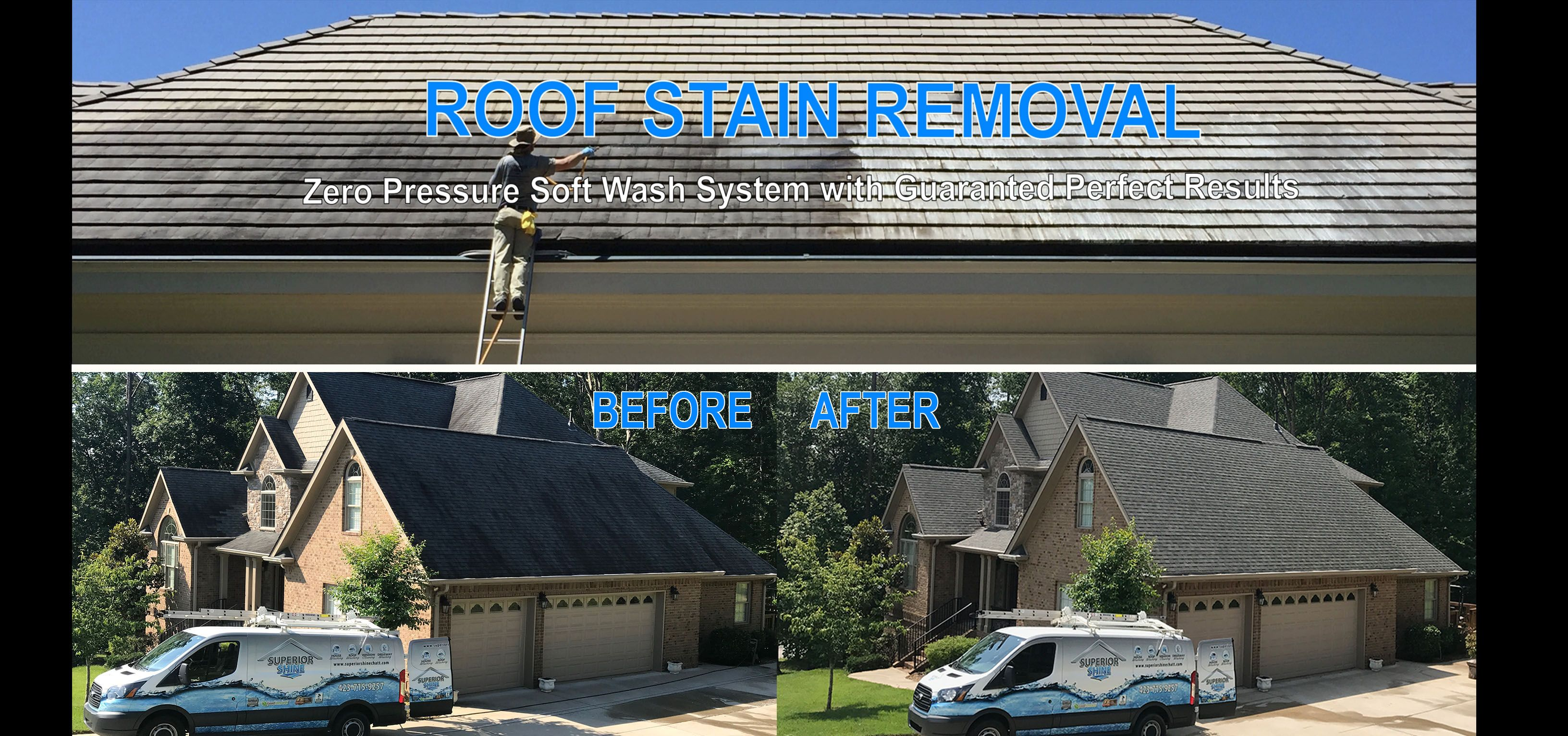 Soft Eash Roof And Siding