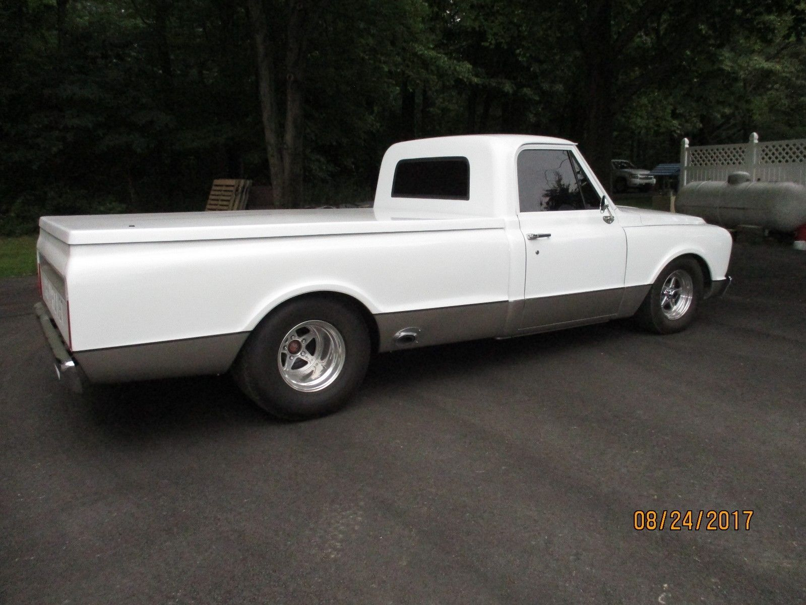 Nice Awesome 1967 Chevrolet C10 1967 Chevy C10 Long Bed