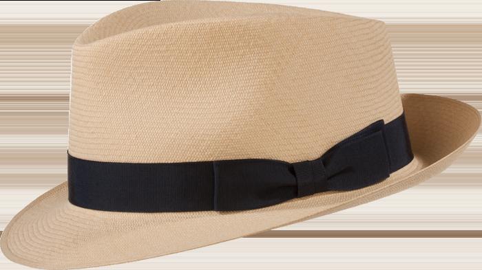 45ba44f4b Optimo Hats, Chicago - The Teardrop Fedora (Montecristi Panama ...