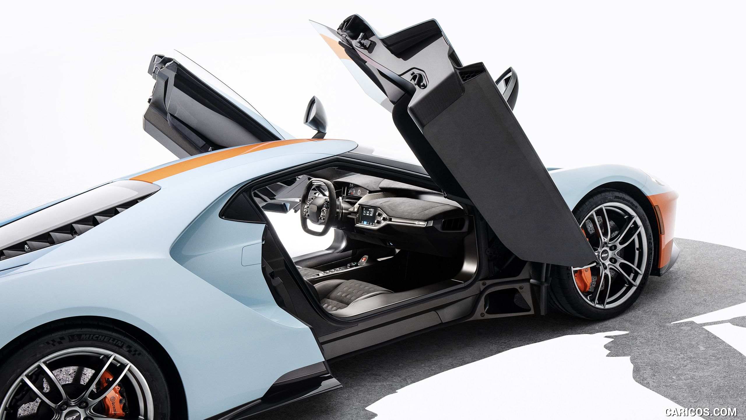 2019 Ford Gt Heritage Edition Ford Gt Ford Gt Gulf Ford Gt40