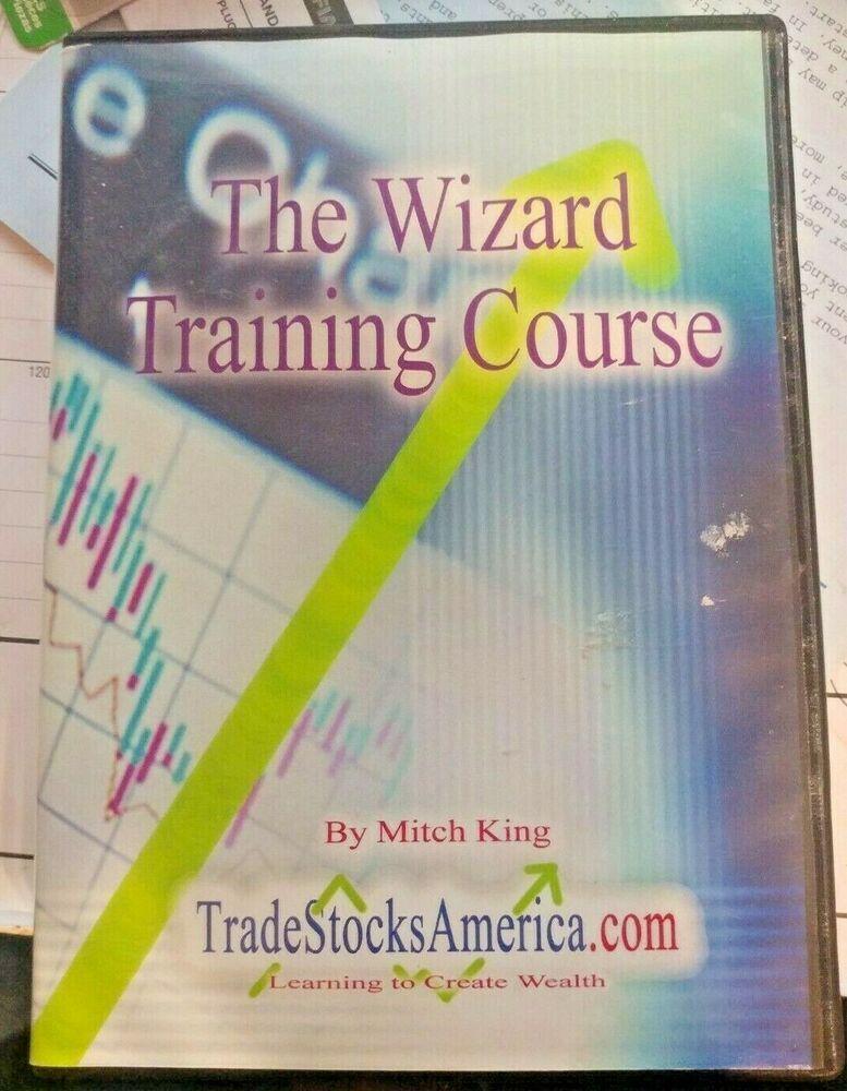 The Wizard Training Course 9 Disc Set Dvd Video Movie Trade Stocks America Ebay Dvd Training Courses Train