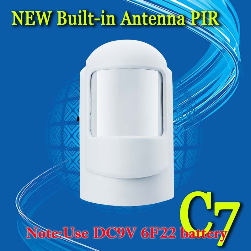 Wireless PIR Motion Sensor Cost For Alarm System PIR Detector For Home Alarm