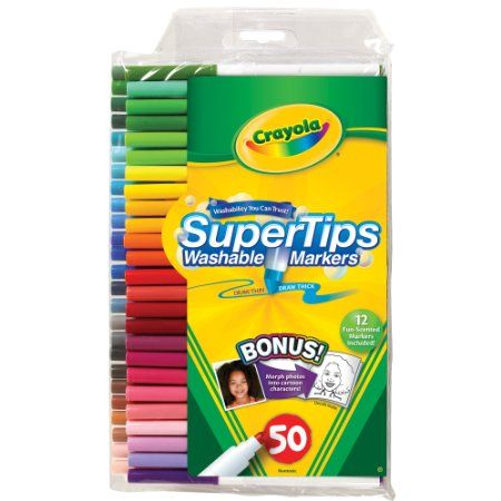 smelly markers for alyssa