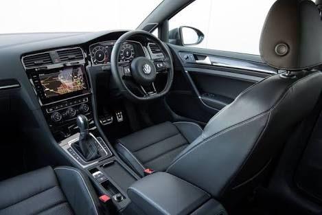2015 Volkswagen Golf Gtd Estate Interiores