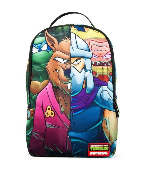 447b68753b Sprayground Boys  Good Vs. Evil Backpack