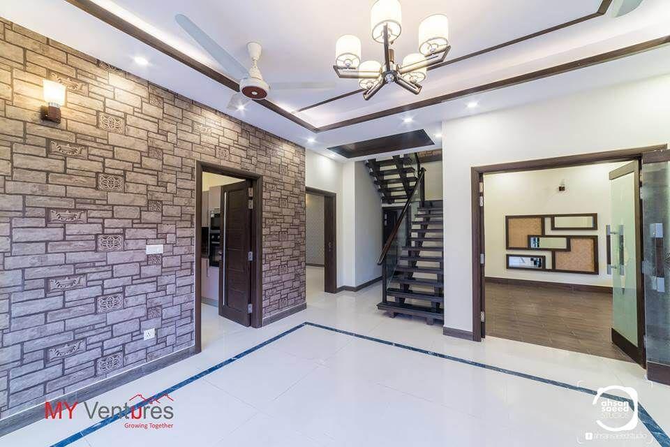 Home Design 10 Marla Part - 40: Modern House Design | By Mazhar Muneer U2013 10 Marla House