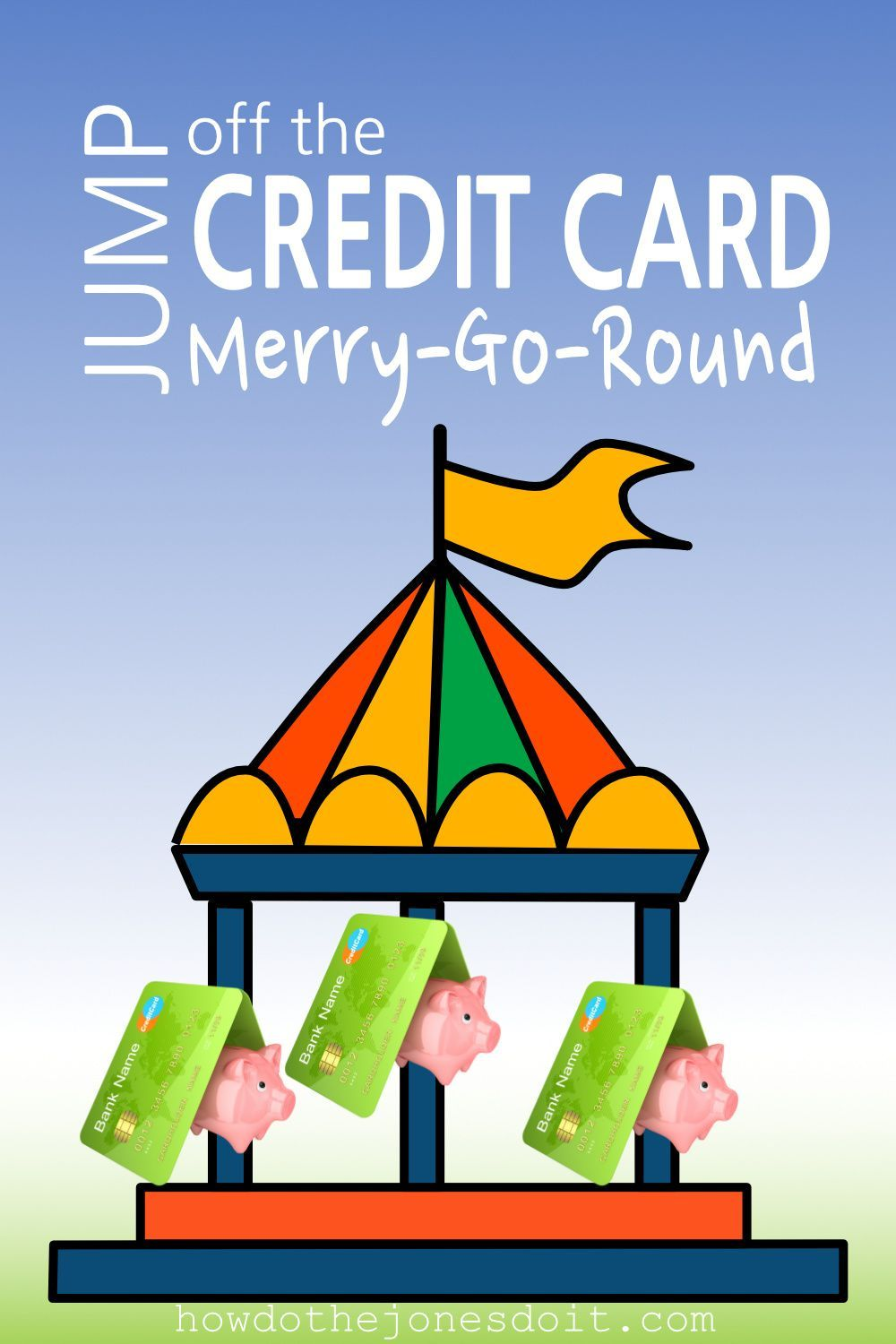 How to jump off the credit card merrygoround miles