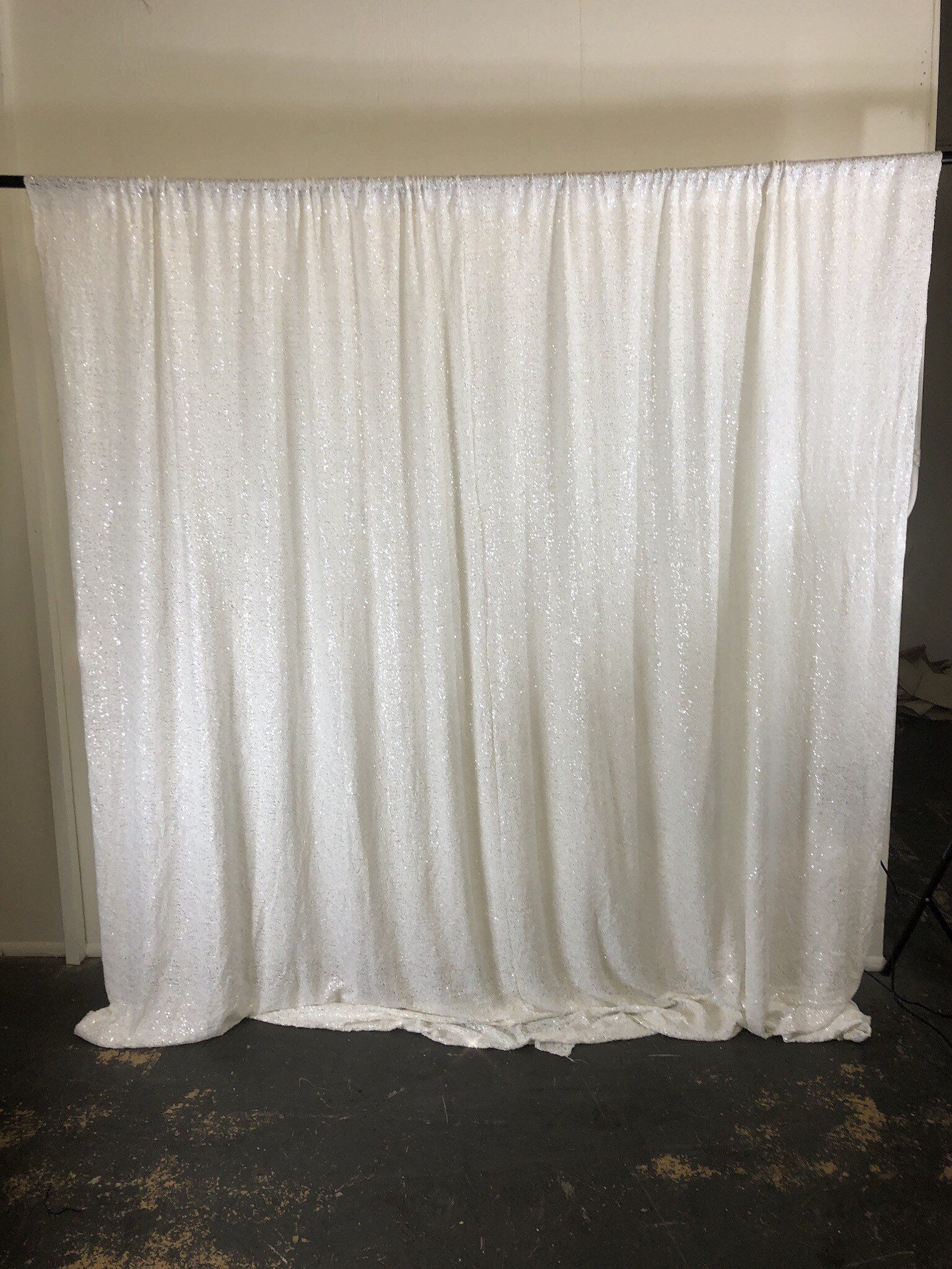 Sequin Photo Backdrop Sequence Wedding Photo Booth Photography
