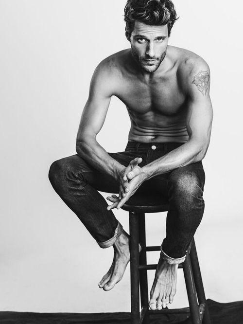 schwarze Männer sexy Füße