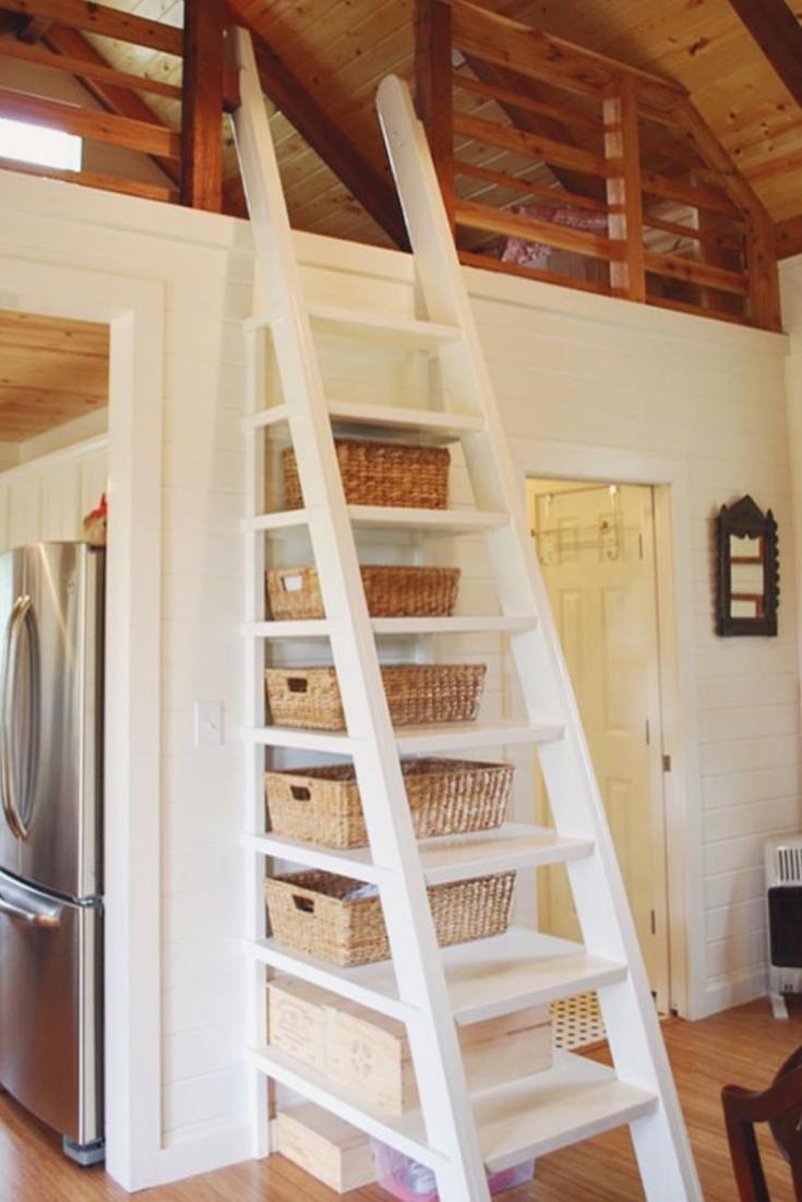 45 Genius Ideas For Your Tiny House Project Tiny Loft Tiny