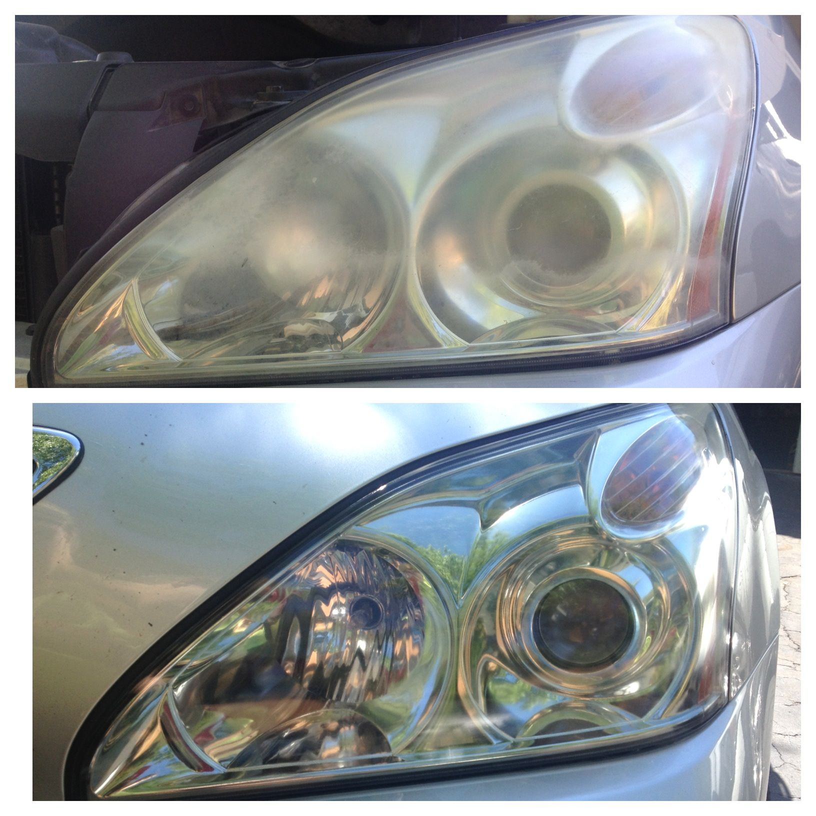 Sylvania Headlight Restoration Kit Don T Waste Your Time With The