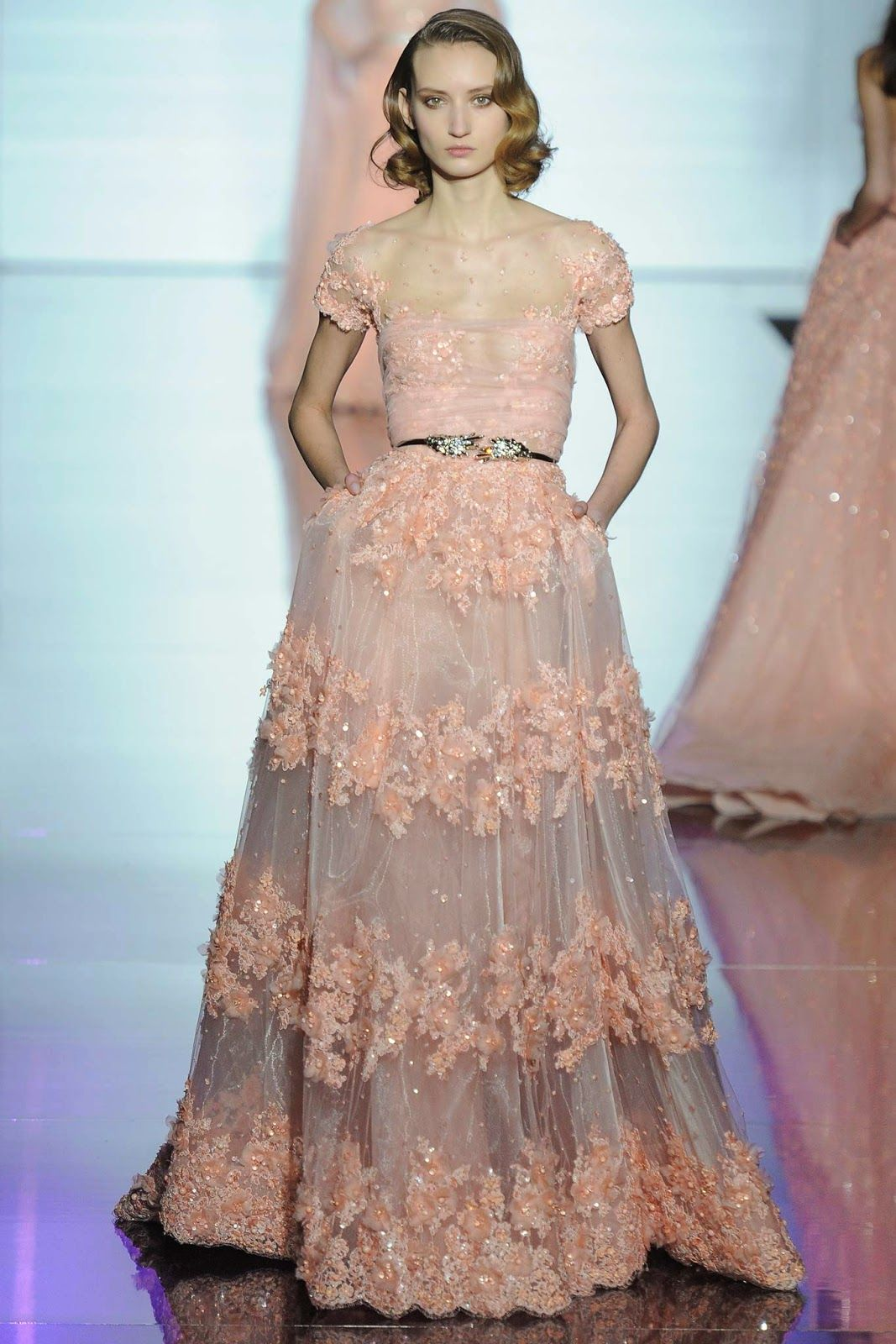 Zuhair murad spring couture more prom dresses