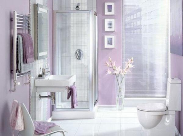 Explore Small Bathrooms Decor, Purple Bathrooms, And More!
