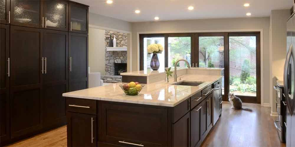 K C Custom Cabinets Inc We Design The Best Kitchen In Kansas City Kitchen Cabinet Design Custom Cabinets Home