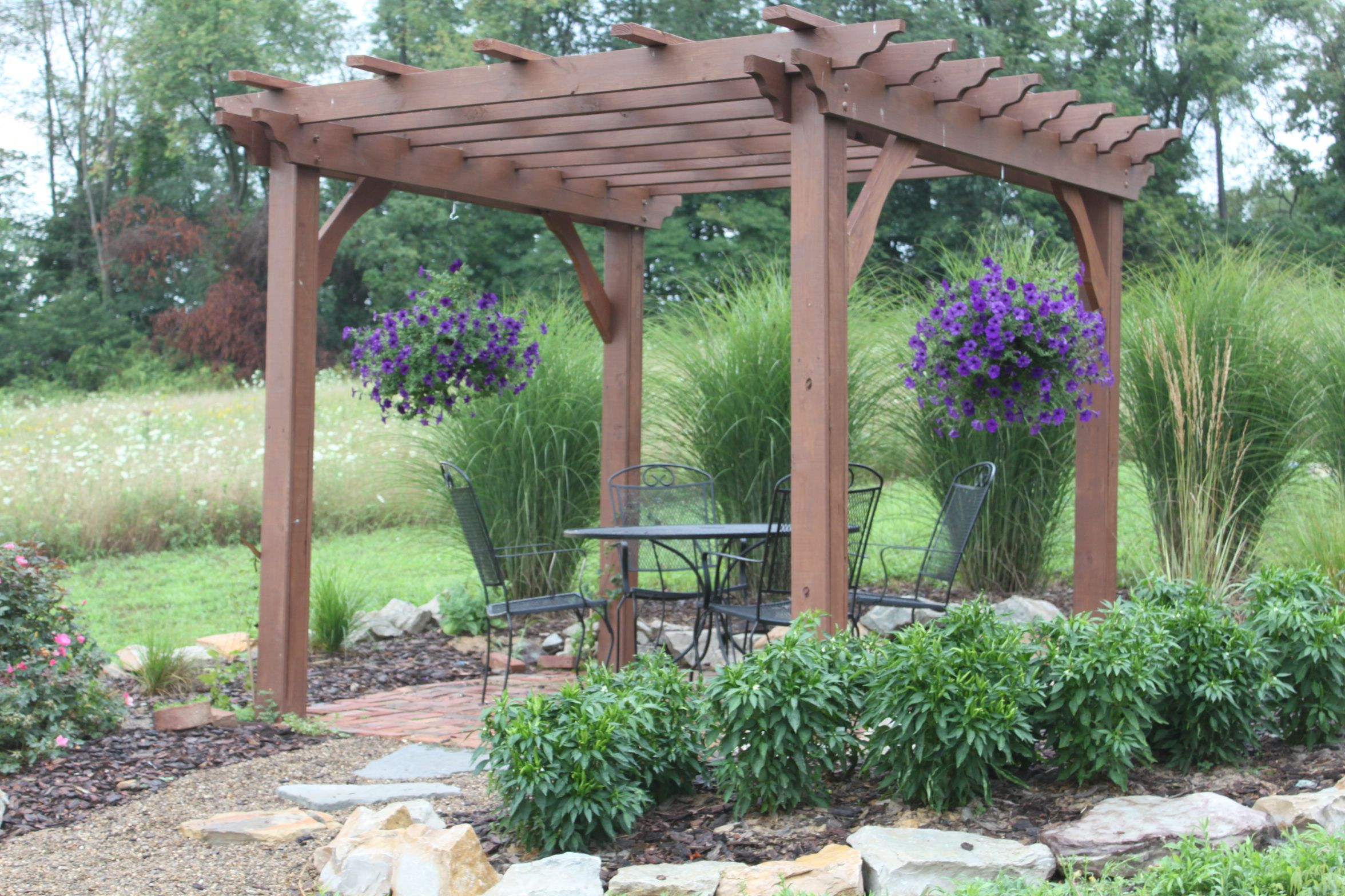 Top 25 ideas about Pergolas Garden Architectural Elements on