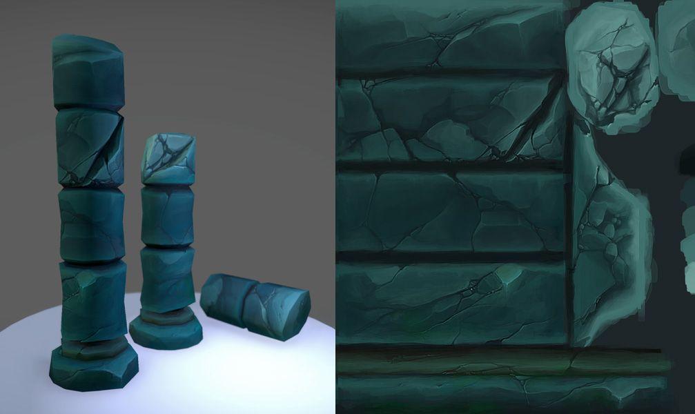 Pillars by Ulrick Wery - http://www.ulrick.be