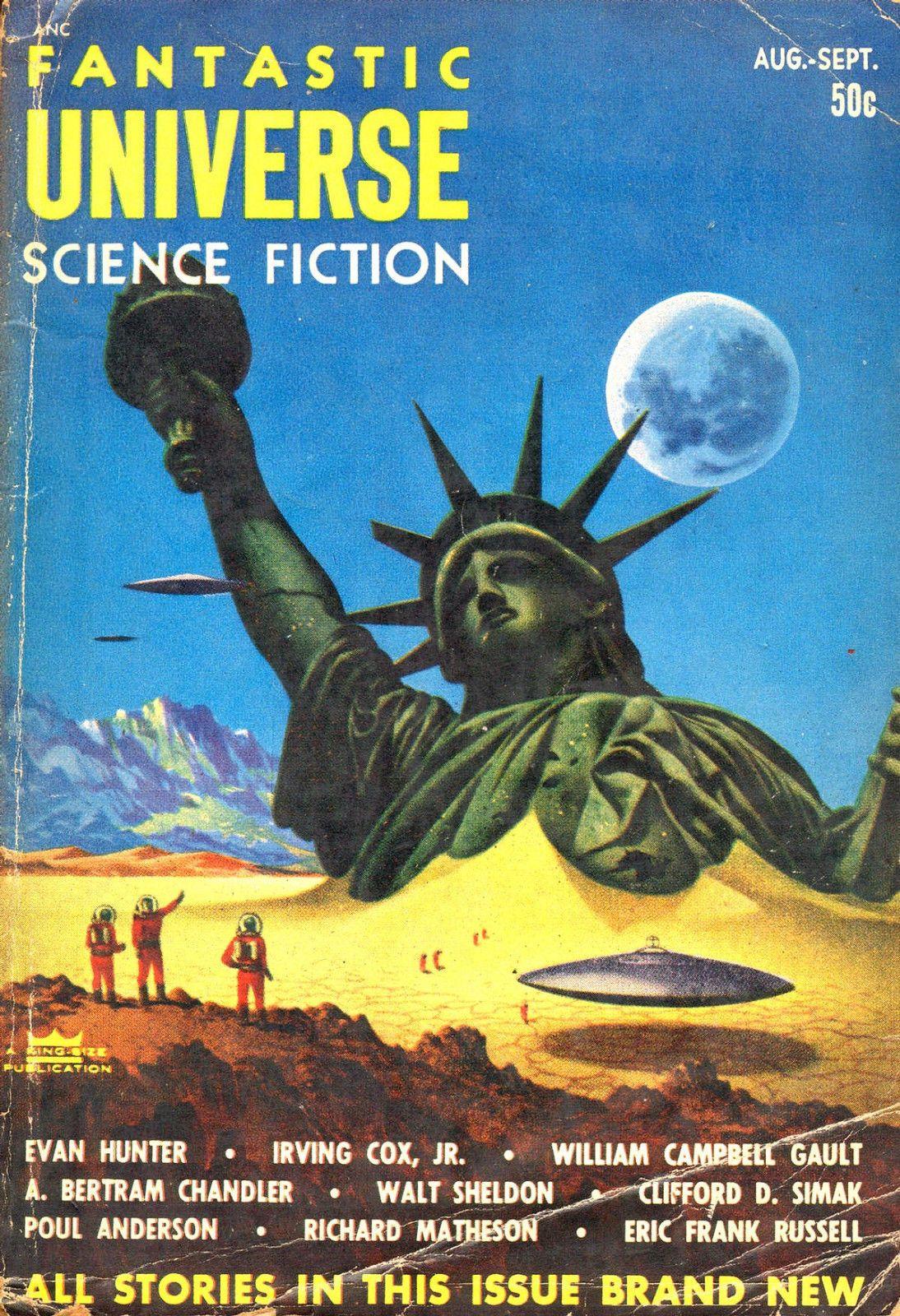 Science Fiction Magazine Pdf