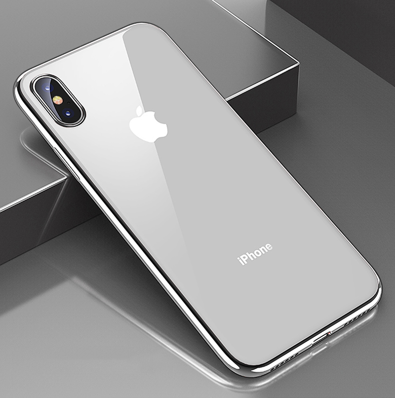 Ultra Thin Soft Transparent Tpu Phone Case For Iphone 7 8 Plus 6 6s Plus Silicone Full Cover Cases For Iphone X Xs Max Xr Case In Phone Bumpers From Cellphones