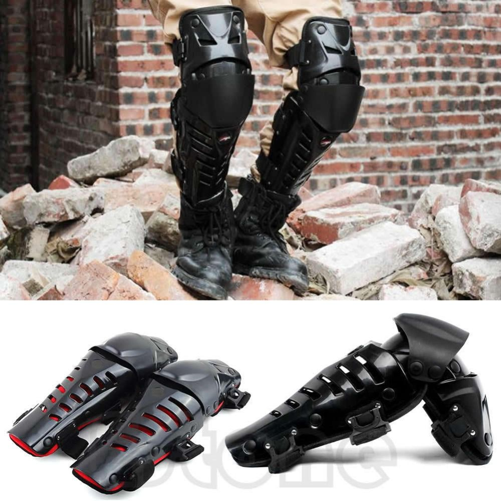 New motorcycle racing motocross knee protector pads guards