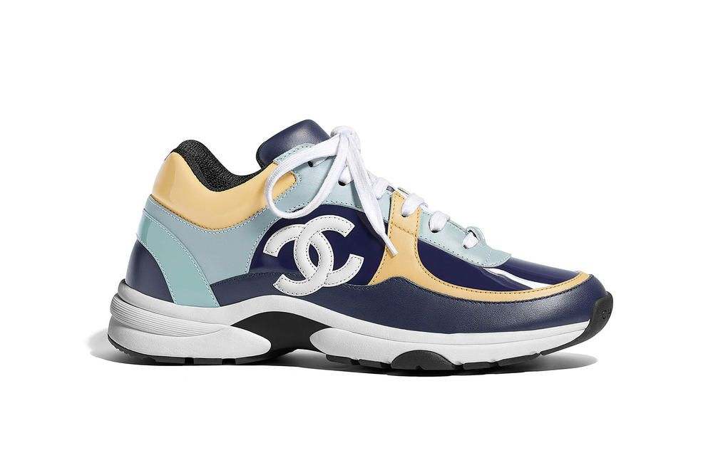 chanel sneakers mens chanel sneakers