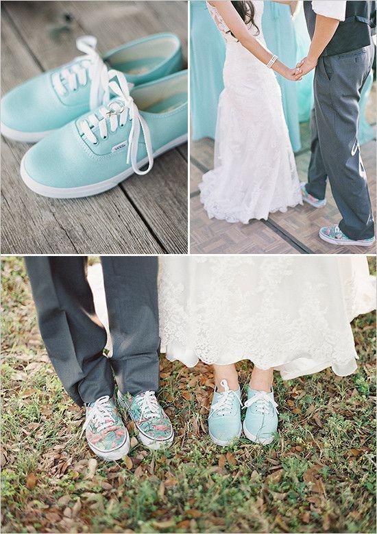 Teal wedding, Fall wedding shoes