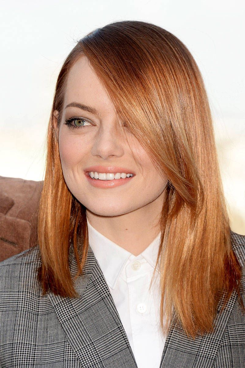 The Best Celebrity Hair Colors Of The Year Pinterest Colored