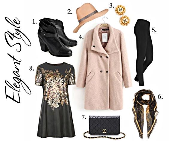 FASHION: 1 Coat 3 Ways ~ BELLA magazine