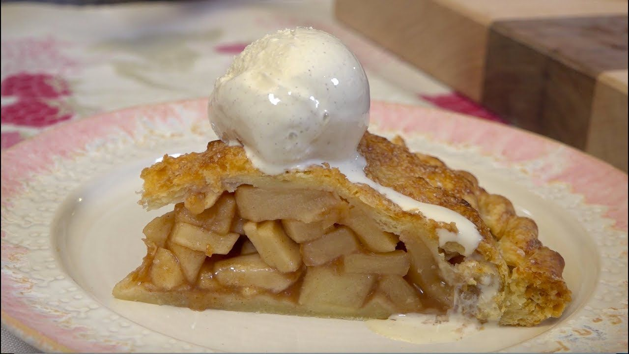 Reveal Best Apple Pie All Butter Pastry Christine