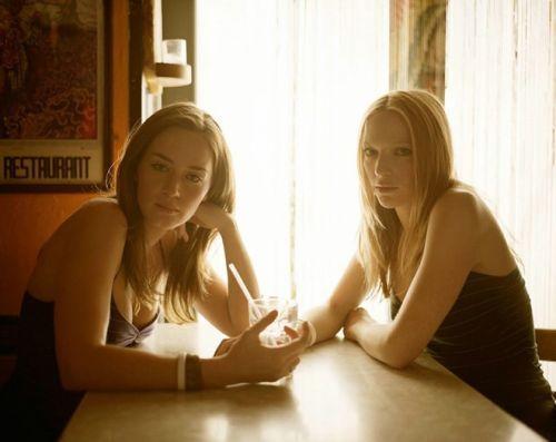 Emily Blunt & Natalie Press | My summer of love, Summer of love, Emily blunt