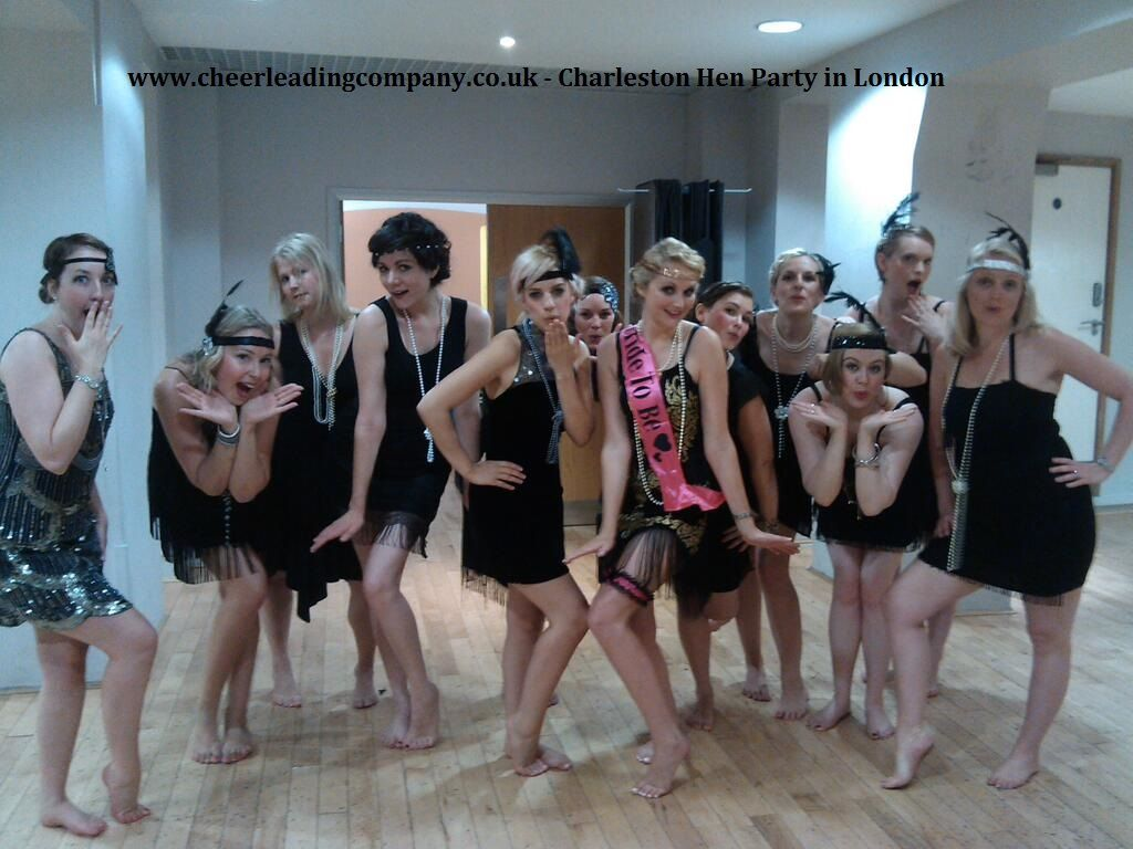 Learn The Fun Charleston Moves And Become A Fler On Your Hen Do With Style Dance Parties Taught Nationwide By Cheerleading Company