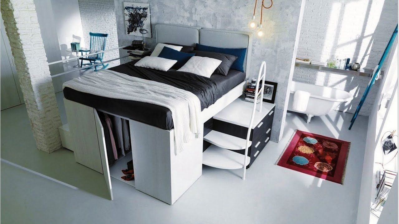 Amazing Space Saving Design Ideas Space Saving Furniture Bedroom Space Saving Bedroom Space Saving