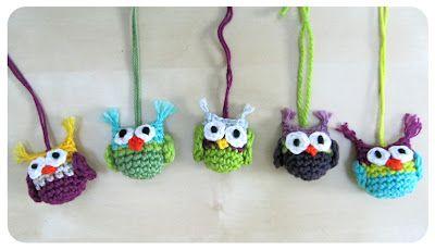Mini Uiltje Gratis Patroon Crochet Gratis Haakpatronen In Nl