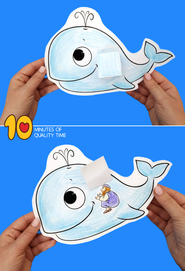 11+ Jonah and the whale crafts for toddlers ideas in 2021